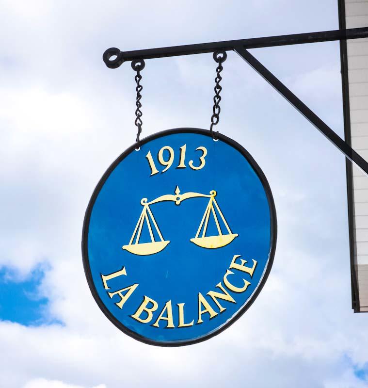 La Balance restaurant Daillens