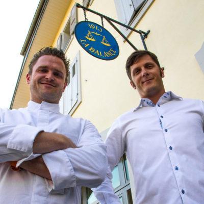 Restaurant La Balance à Daillens
