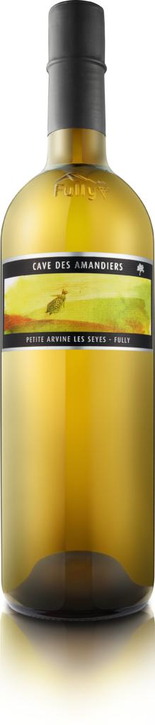 Petite Arvine _ Les Seyes _ Alexandre Déletraz _ Cave des Amandiers