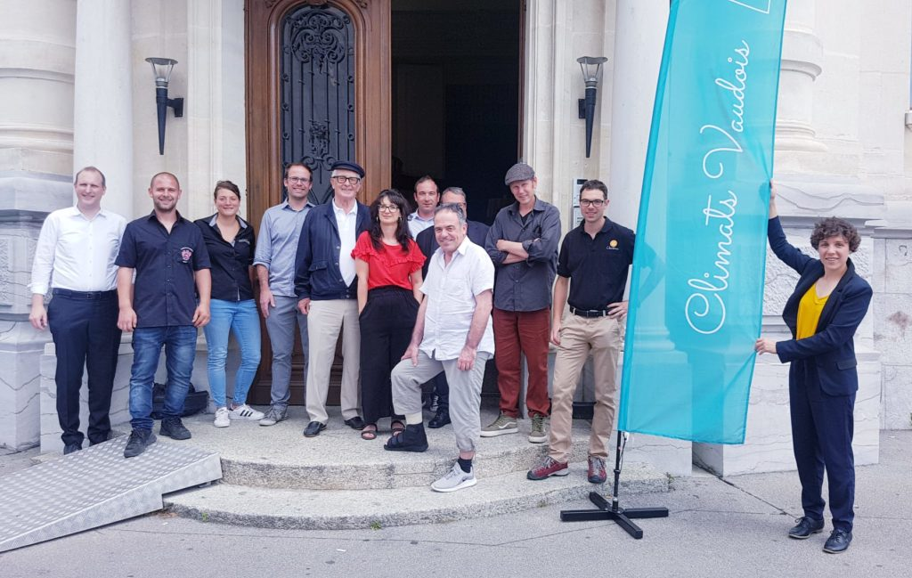 Climat Vaudois 3.06.2019