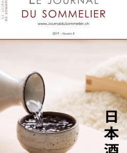 Journal du Sommelier Numéro 2 – Saké