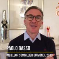 Paolo Basso ¦ Meilleur Sommelier du Monde 2013