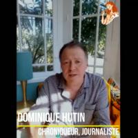 Dominique Hutin ¦ Journaliste chroniqueur sur France Inter