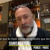 Daniel Dayan ¦ PREMIERE PARTIE Pomze, Paris