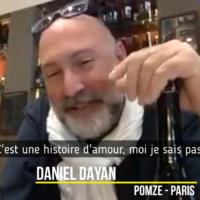 Daniel Dayan ¦ SECONDE PARTIE Pomze à Paris