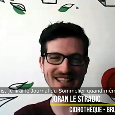 Joran Cidrothèque ¦ Bruxelles