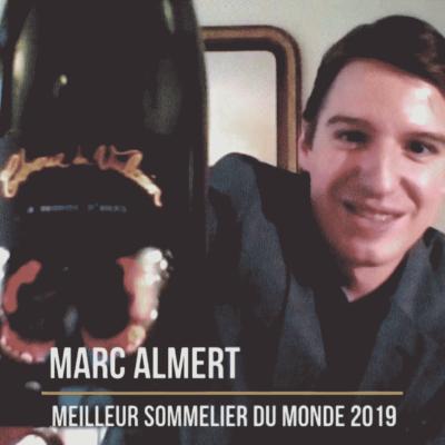 Marc Almert ¦ Meilleur Sommelier du Monde 2019
