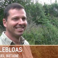 BRETAGNE : Cédric Lebloas ¦ Cidrerie du Léguer