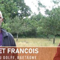 BRETAGNE : Marc et François ¦ Cidrerie du Golfe, Arradon